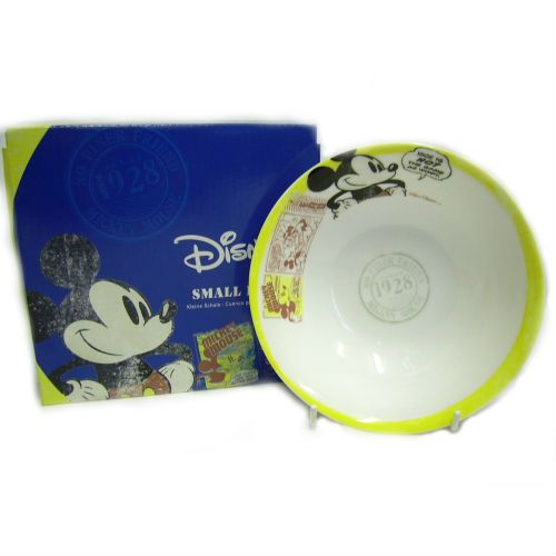 Disney Mickey Mouse Small Bowl, Fine Bone China