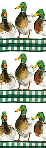 Happy Mallards Magnetic Bookmark