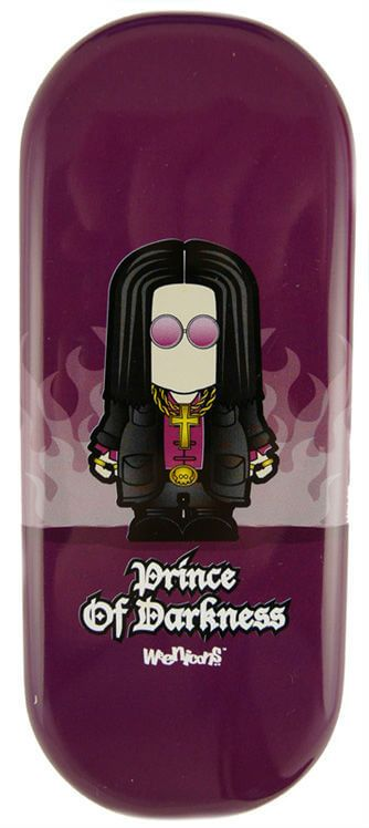 Prince of Darkness Glasses Case
