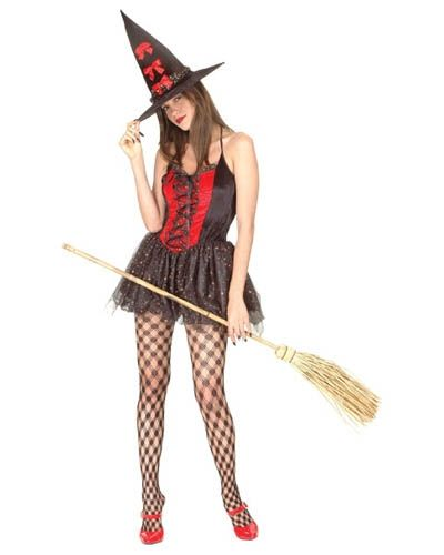 Saucy Witch Adult Costume