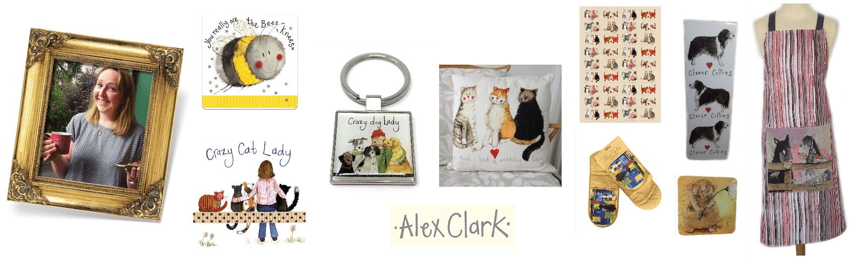 Alex Clark Art Gifts